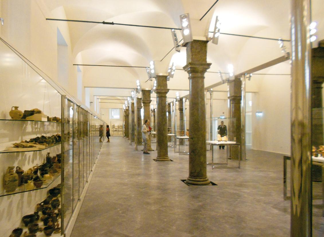 Gae Aulenti a Palazzo Branciforte: nei musei le opere invecchiano male -  Giornale dell'Architettura
