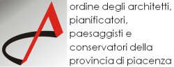 Logo Ordine PIACENZA con scritta