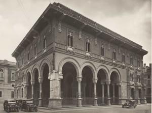 Aldo andreani, Camera di commercio di Mantova (1914)