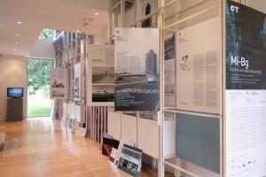 Allestimento della mostra (foto © Giovanni Hanninen)