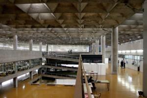 Facoltà di architettura dell'Università diSan Paolo del Brasile (1961)