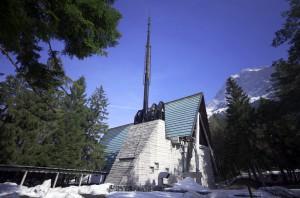 La chiesa di Nostra Signora del Cadore (foto © Giacomo De Donà)