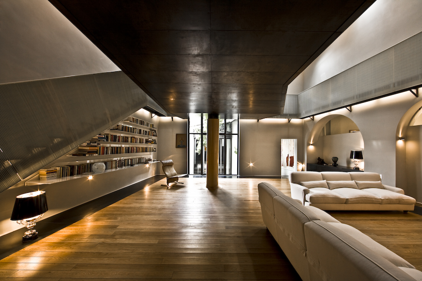 MdAA, Tree House a Roma, unico studio italiano ad aggiudicarsi un primo posto (sezione Residential), WAF Interior 2015