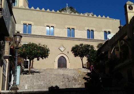Palazzo Ciampoli a Taormina