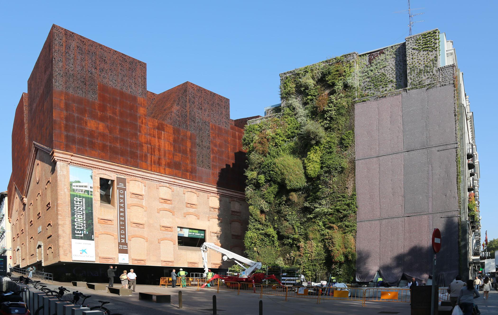 Architettura A Madrid l'architetto errante: madrid - giornale dell