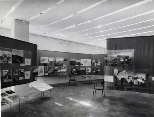 Triennale story ix edizione 1951 giornale dell for Giornale architettura
