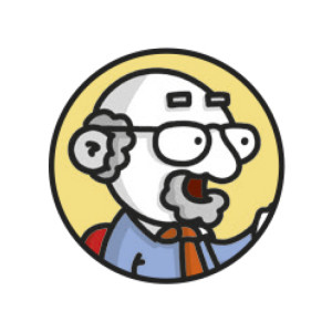 GERALD, l'ingegnere. Collega, socio, vicino e amico fedele di Archibald. A differenza di lui, Gerald è però un uomo razionale. Il suo obiettivo principale è quello di tenere Archibald con i piedi per terra e lo fa ponendogli a intervalli regolari domande indagatrici.
