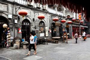 Recupero dell'area Dashilar a Pechino