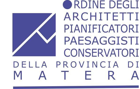 logo architetti matera