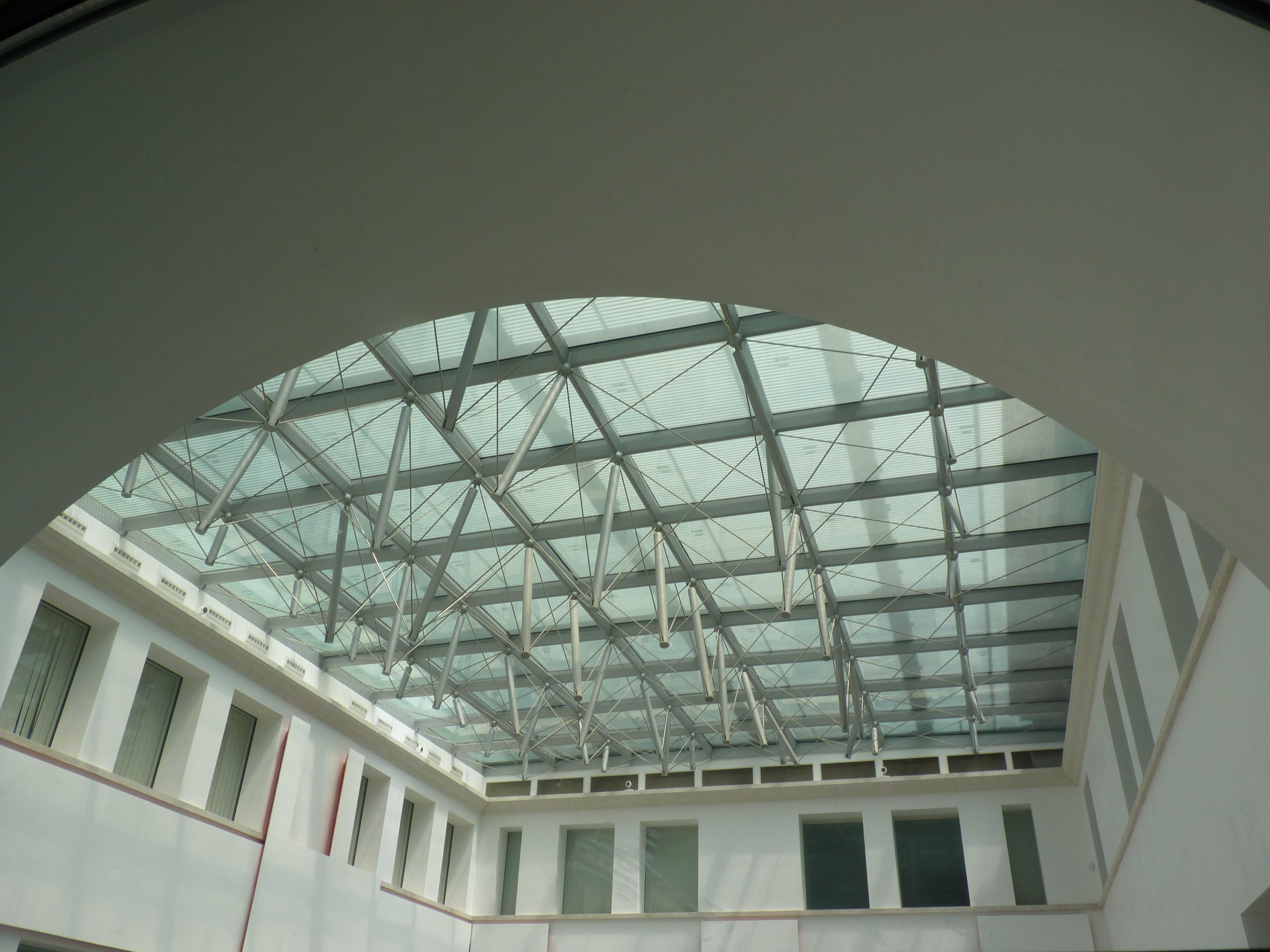 Marrc museo di luce con troppe ombre non diradate for Giornale architettura