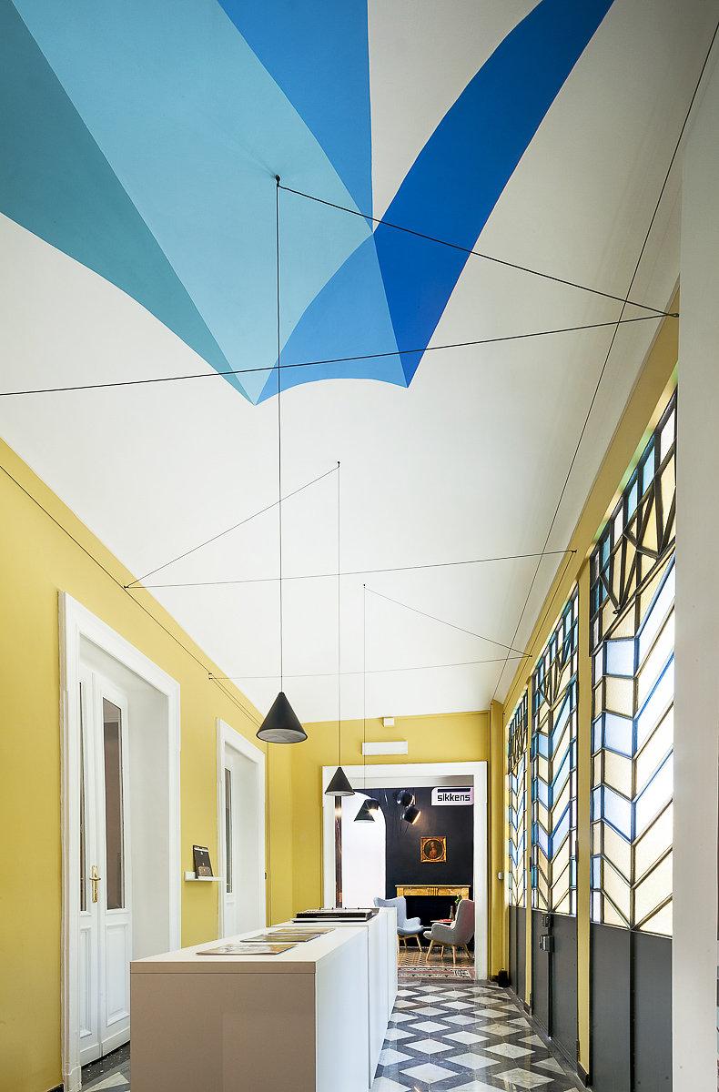 A torino la casa del colore giornale dell 39 architettura for Giornale architettura