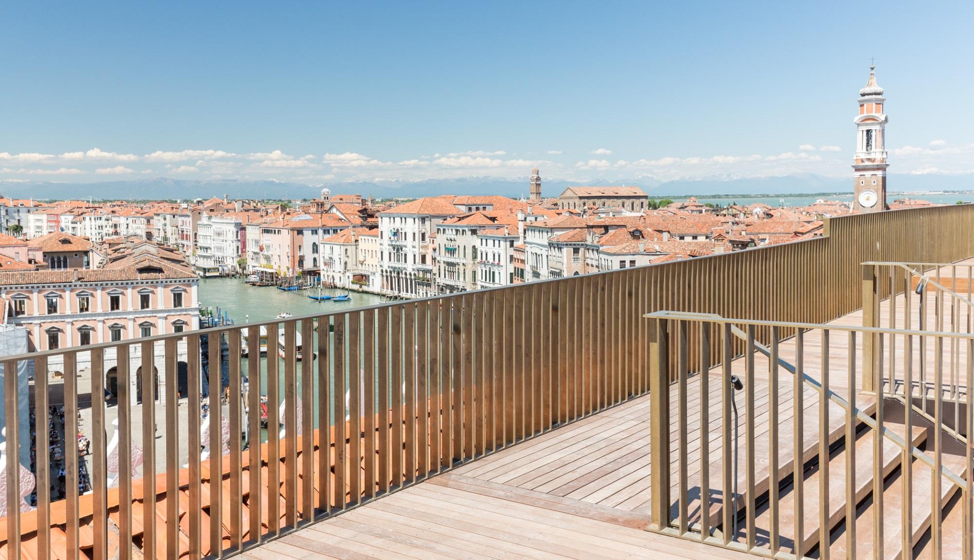 Beautiful Terrazza Venezia Contemporary - Idee Arredamento Casa ...