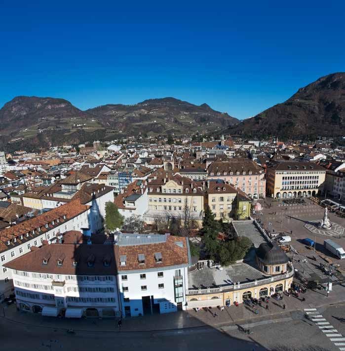 Bolzano il risveglio di palais campofranco giornale for Giornale architettura
