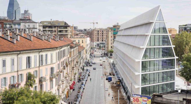 Fondazione feltrinelli laica cattedrale esoterica per for Riviste feltrinelli