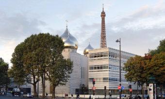 Centro spirituale e culturale ortodosso Russe1, quai Branly 75007 Paris. 16 septembre 2016