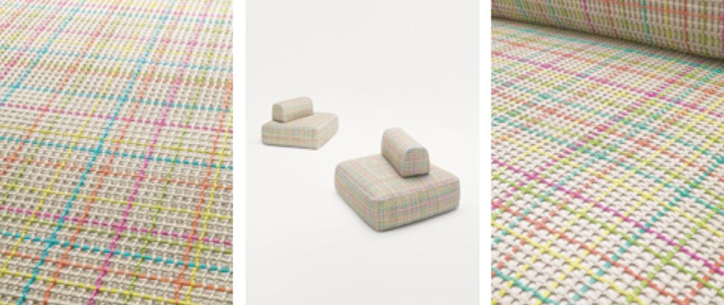 Fuorisalone 2017: tappeti e sedute di Paola Lenti – Il Giornale dell ...