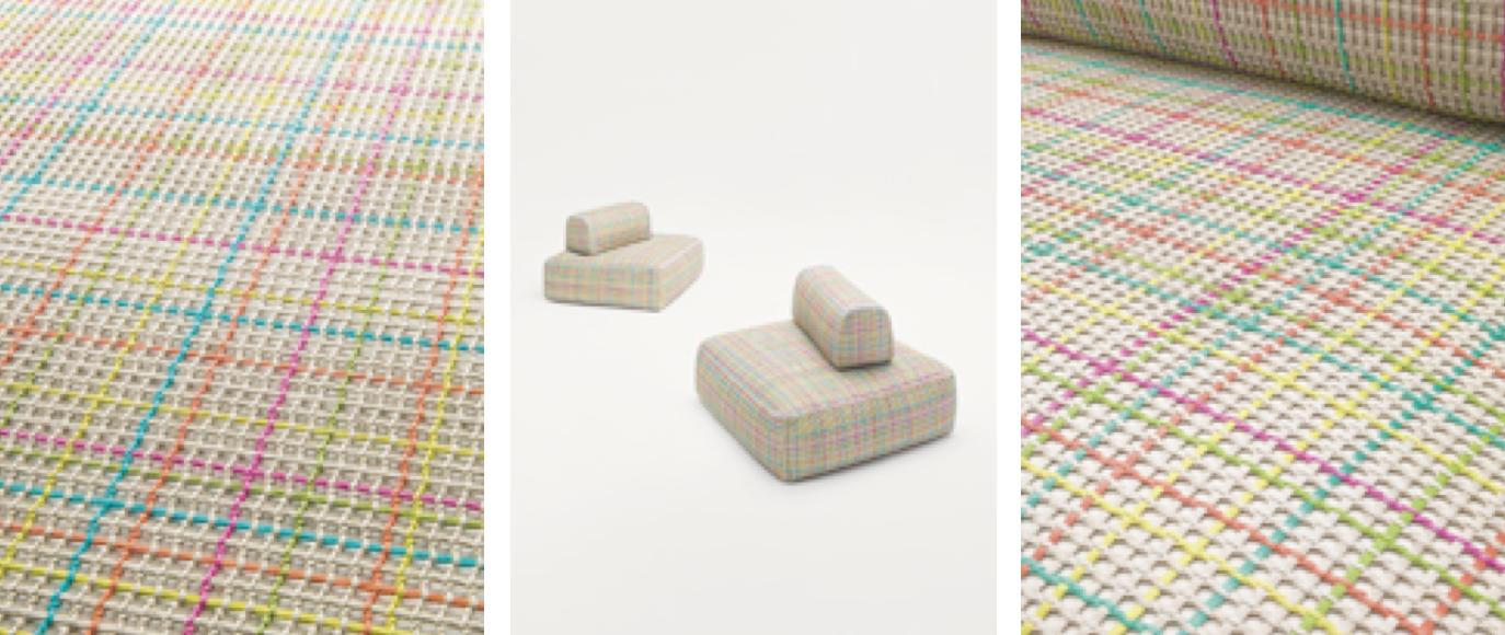 Fuorisalone 2017: tappeti e sedute di Paola Lenti | Giornale dell ...