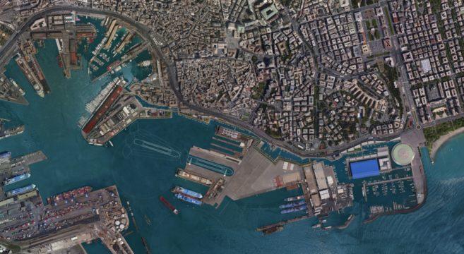 Genova non pronta per il blueprint di renzo piano for Produttore di blueprint piano piano