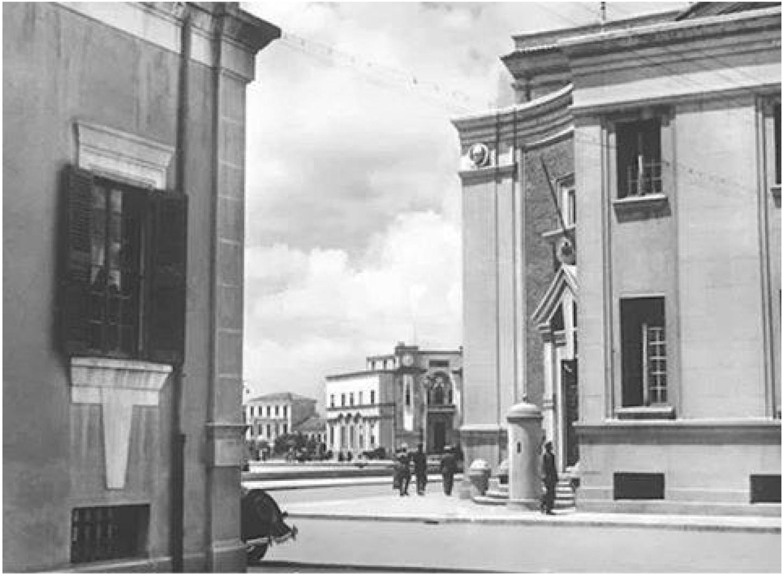 Quando gli architetti celebravano oltremare i fasti dell for Giornale architettura