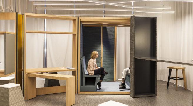 Ufficio Di Un Architetto : Workplace 3.0: lufficio? un problema giornale dellarchitettura