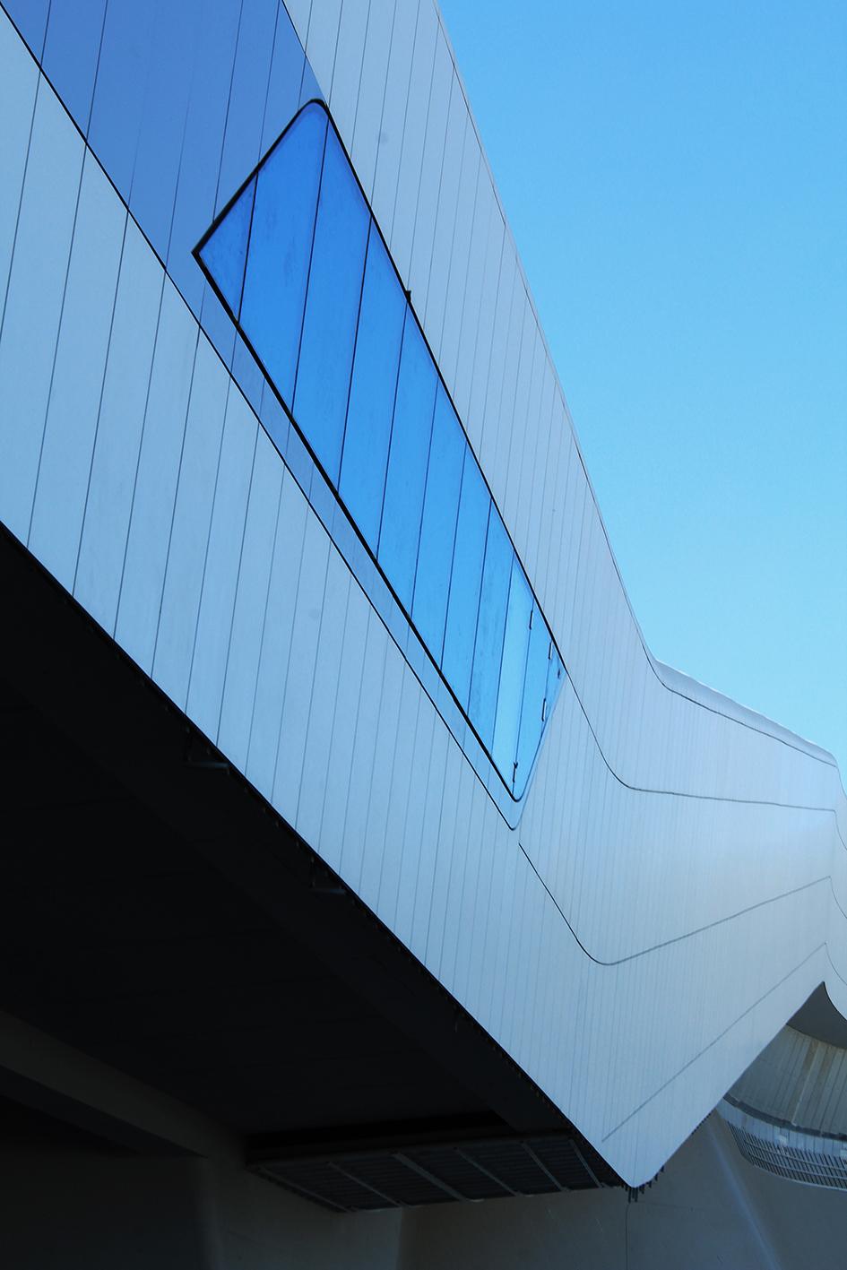 Stazione tav afragola l ennesima cattedrale nel deserto for Giornale architettura