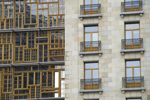 Ritratti di citt bruxelles verso un architettura europea for Giornale architettura