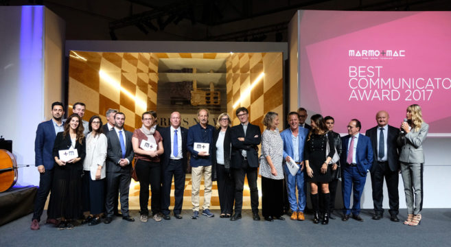 The best of marmomac 2017 giornale dell 39 architettura for Marmomacc verona 2017