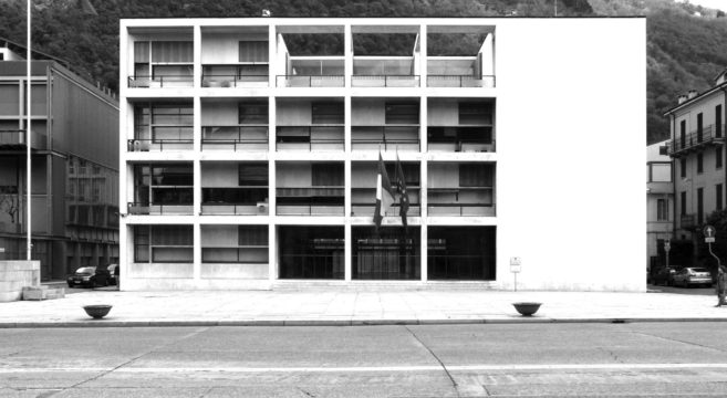 Architettura del fascismo simbolo estetico di un era da for Architettura fascista
