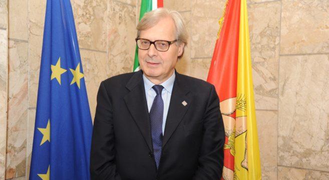 Vittorio Sgarbi E Il Nodo Dei Beni Culturali In Sicilia Giornale