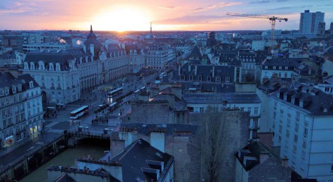 Case Di Campagna Francesi Rivista : Ritratti di città. rennes la migliore di francia giornale dell