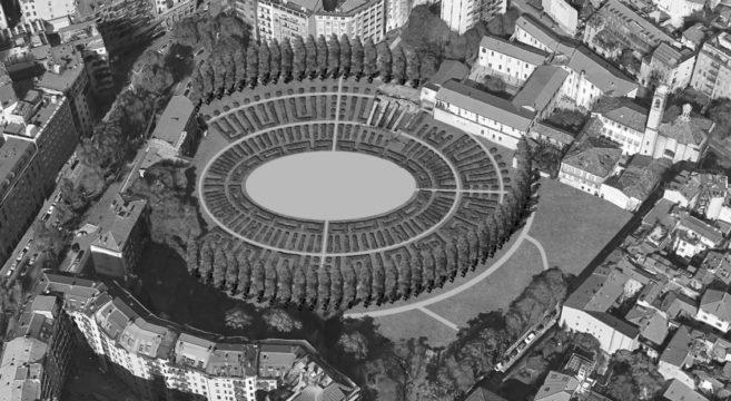 Milano si prende cura del verde giornale dell for Architettura del verde