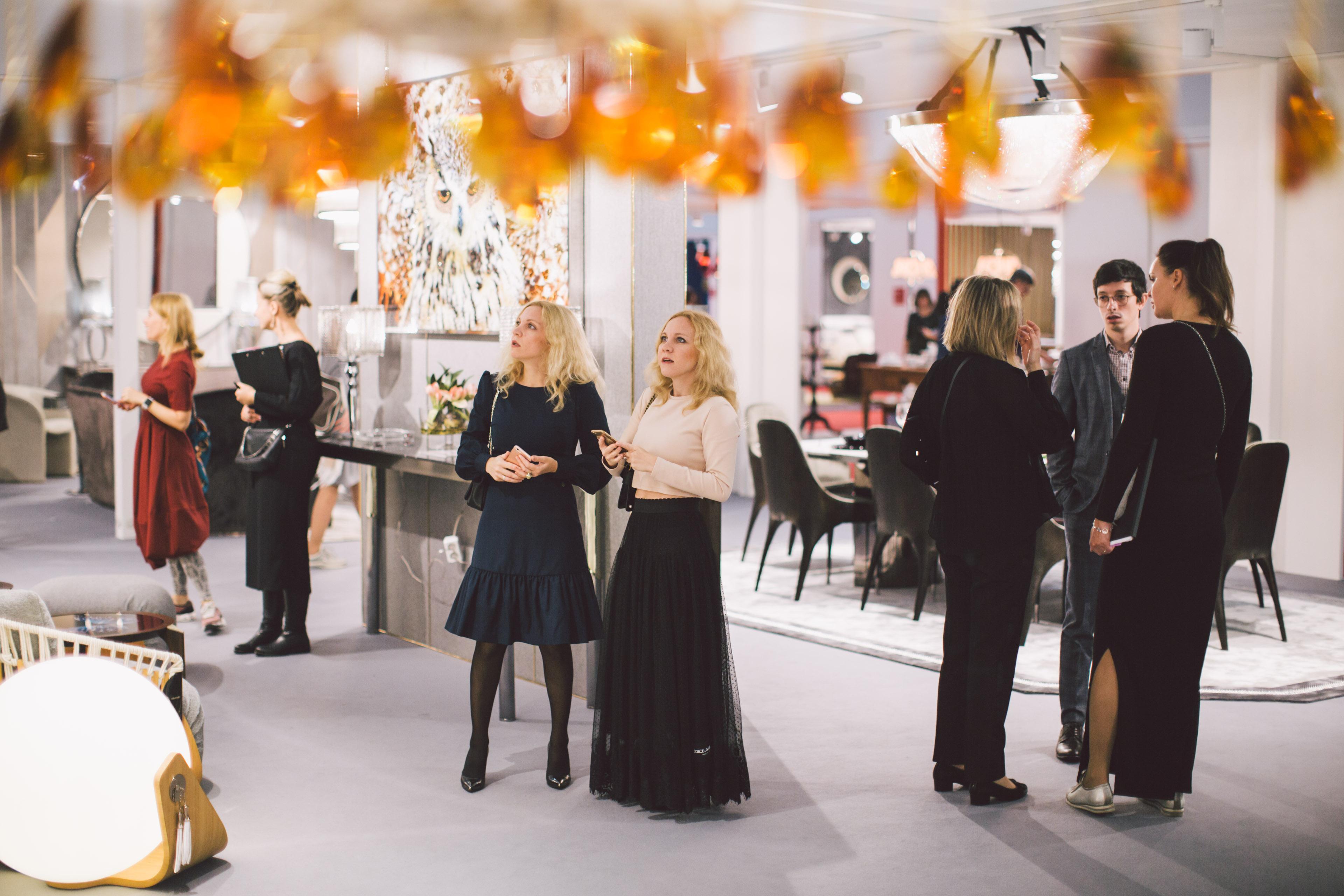 Fiera Del Mobile Colonia 2018 fiere d'autunno fra europa ed asia: design italiano sempre