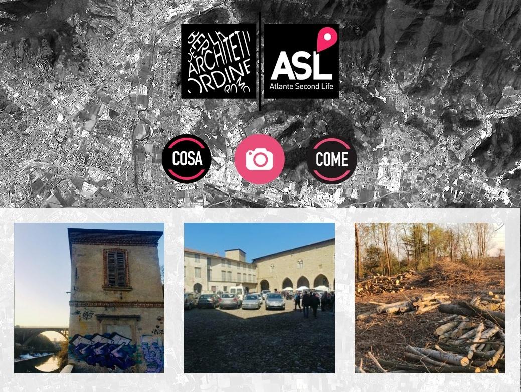 Ordine Architetti Brescia Lavoro atlante second life, per ridare una chance ai luoghi dell