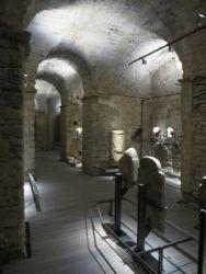 Museo delle statue stele della Lunigiana (foto di Andrea Iacomoni)