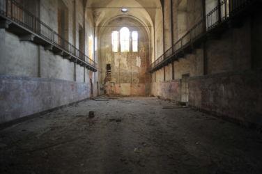 Complesso dell'ex Ospedale di Sant'Andrea a Vercelli (© Elena Franco)