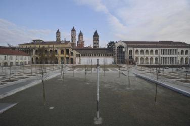 Complesso dell'ex Ospedale Sant'Andrea a Vercelli (© Elena Franco)