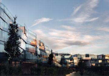 OBR: Milanofiori Housing Complex ad Assago (Milano)