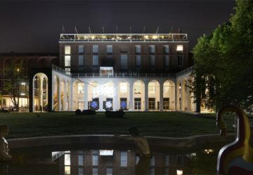 OBR: Ristorante Terrazza alla Triennale di Milano