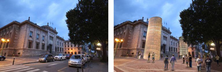 Prima e dopo: il Tribunale