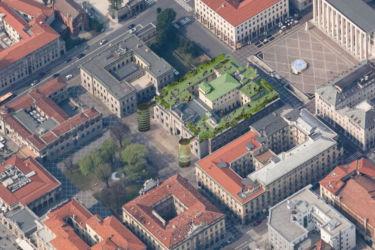 I giardini pensili sulle coperture pubbliche