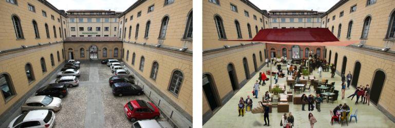 Prima e dopo: la rigenerazione pubblica dei piani terra