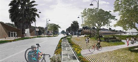 rigenerazione urbana della destra Volturno (Carla Barbanti e Paolo Coppola)