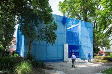 Olanda alla biennale gli accampamenti dell onu giornale for Architettura olandese