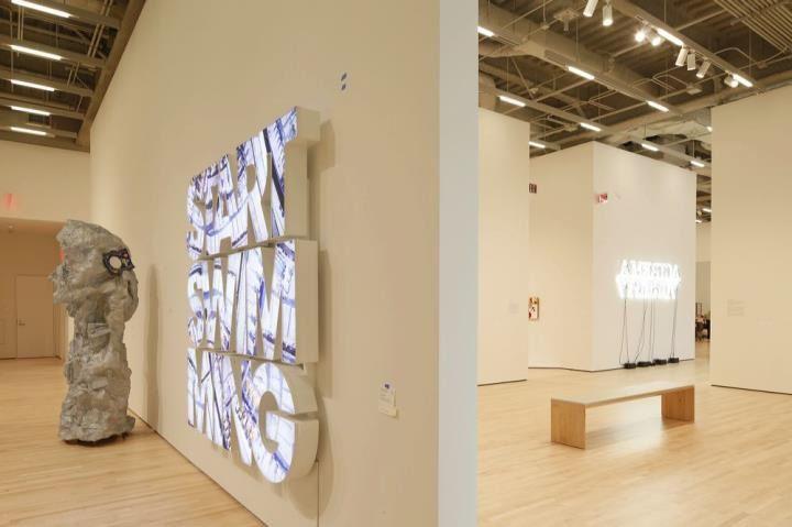 The Campaign for Art: Contemporary exhibition; photo: © Iwan Baan, courtesy SFMOMA