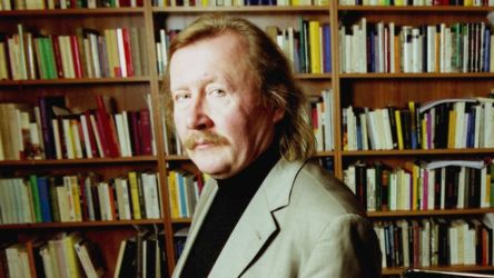 Peter Sloterdijk (foto Ulf Andersen/Getty Images)