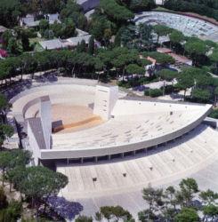 L'Arena Flegrea negli anni 90
