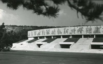 L'Arena Flegrea negli anni 40