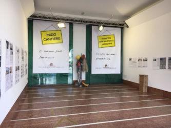 La location della mostra