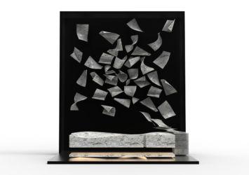 """""""Conversation on stone"""" (Marco Piva per Helios automazioni)"""