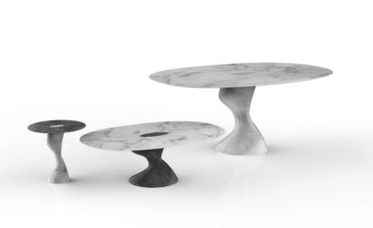"""Elic table"" (Setsu & Shinobu Ito per (GDA Marmi & graniti)"